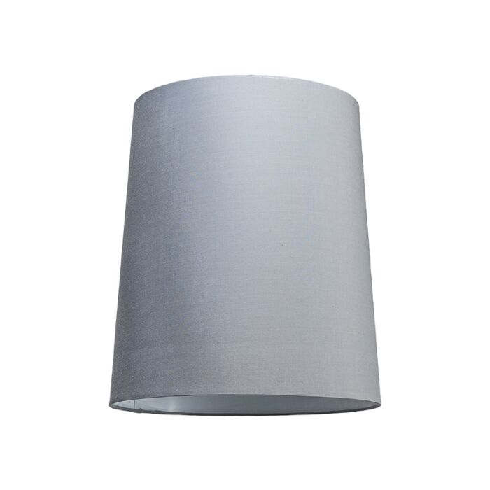 Kap-35cm-rond-SU-E27-grijs-wit