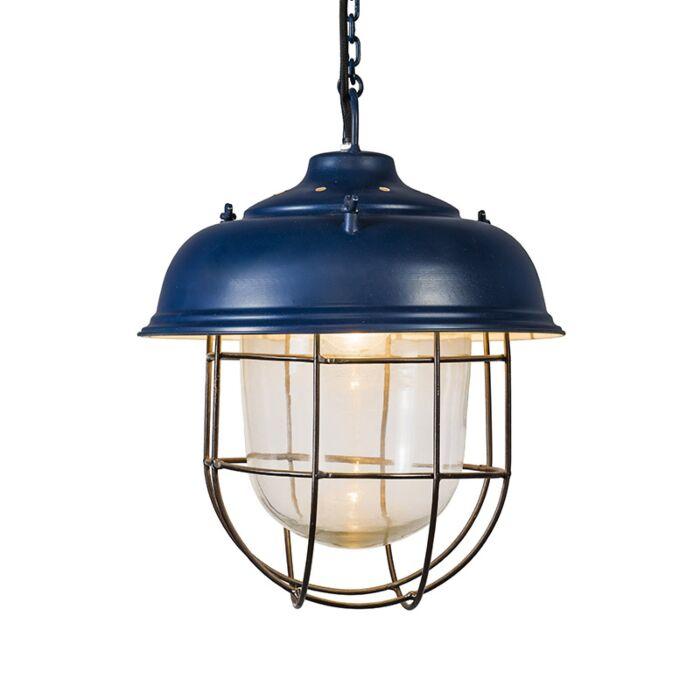Hanglamp-Poseidon-blauw
