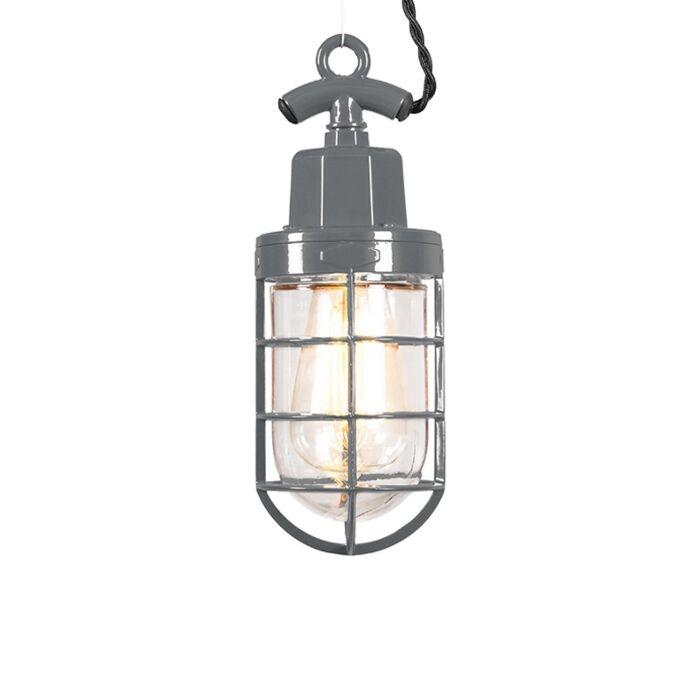 Hanglamp-Port-grijs