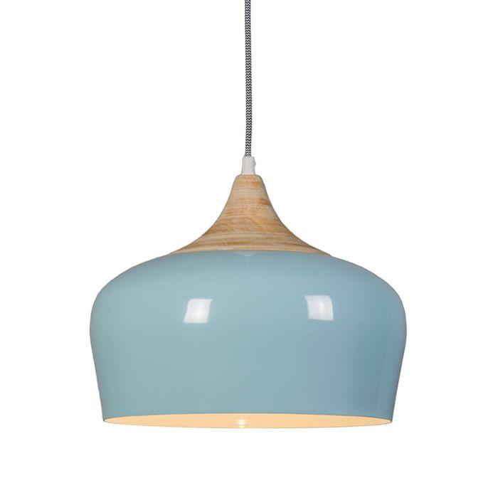 Hanglamp-Pine-lichtblauw