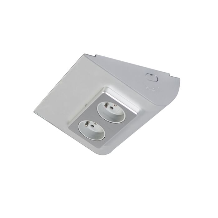 Onderbouwstopcontact-Barolo-FP-titaan
