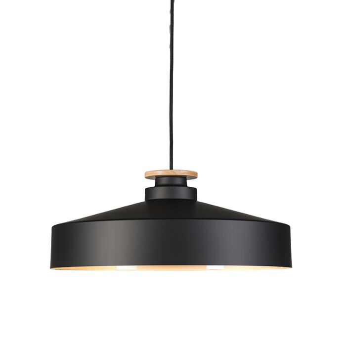 Hanglamp-Orchid-45-zwart