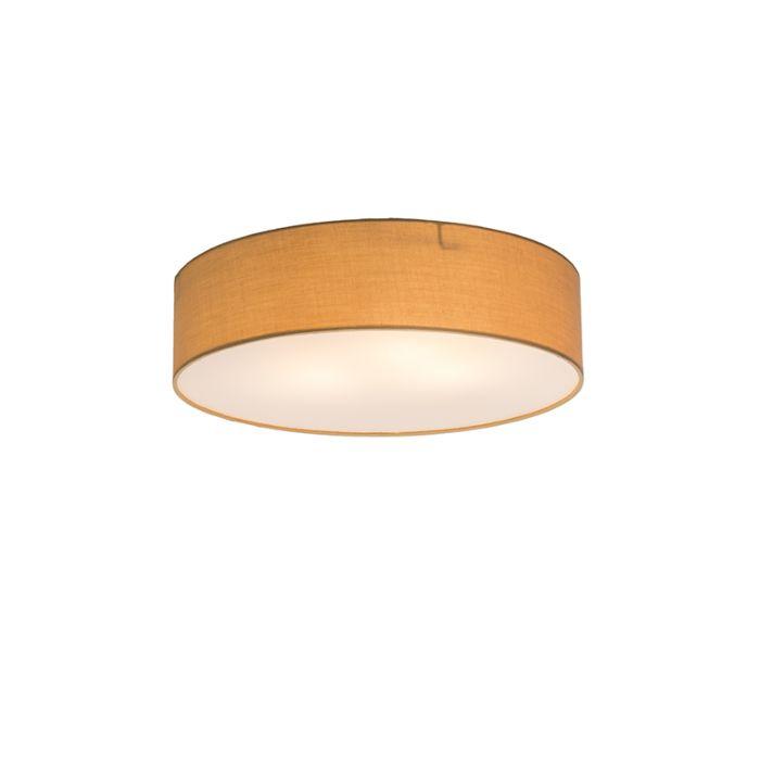 Plafonnière-Drum-Basic-40-beige