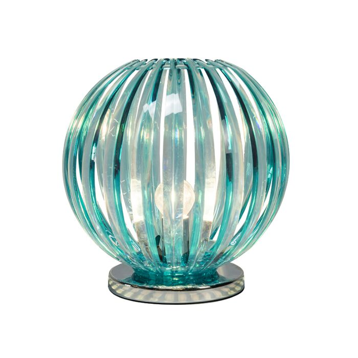 Tafellamp-Disco-blauw