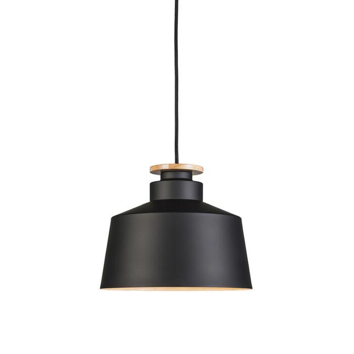 Hanglamp-Orchid-28-zwart