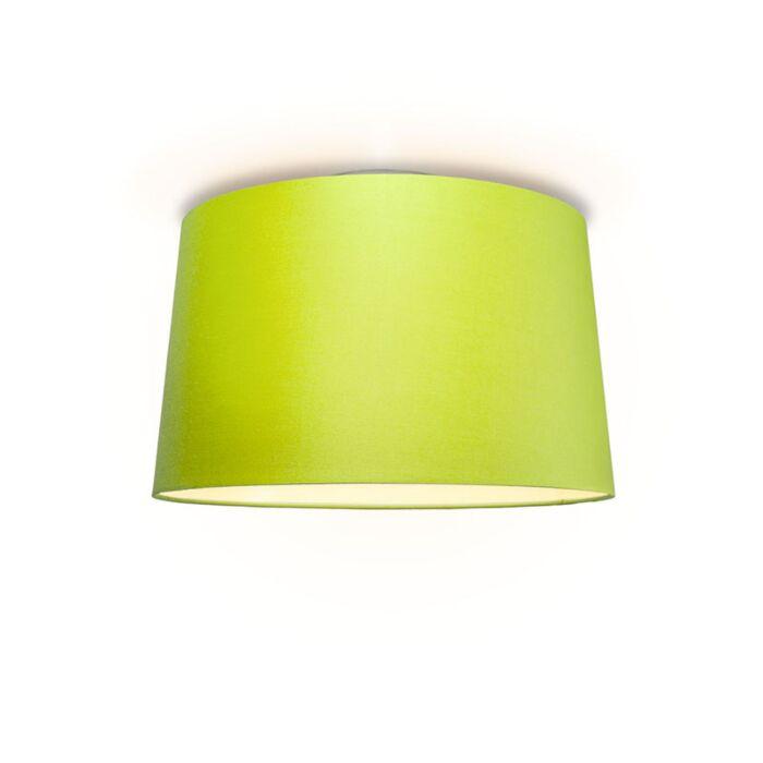 Plafonniere-Ton-rond-50-groen