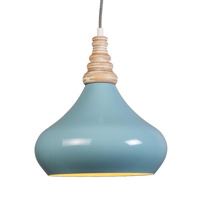 Hanglamp-Maple-lichtblauw