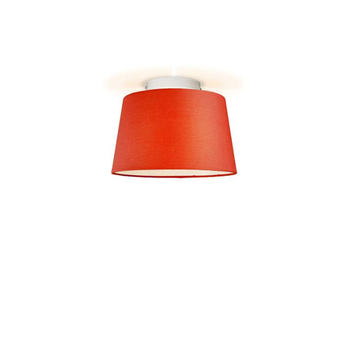 Plafonniere-Ton-rond-30-rood