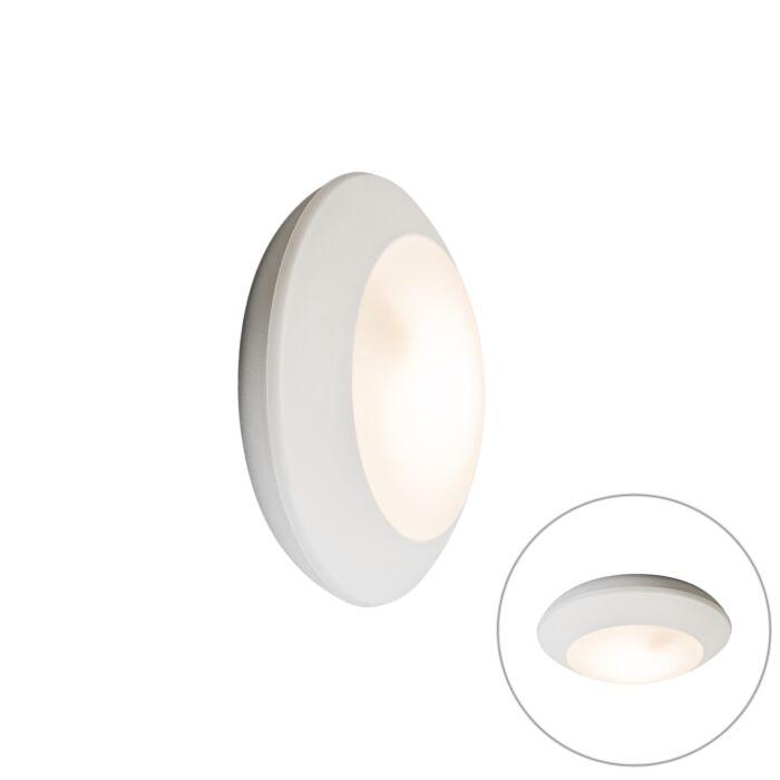 Moderne-plafondlamp-wit-IP65---Bertina