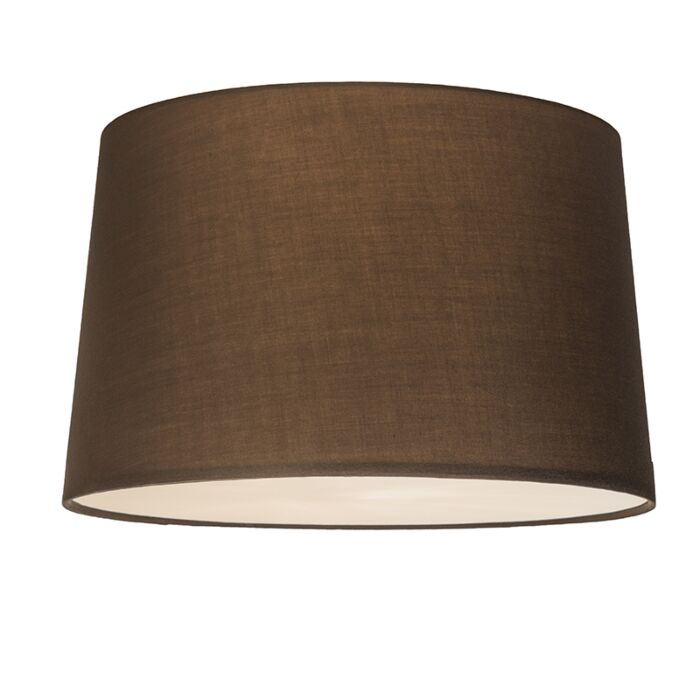 Plafonnière-Combi-50cm-bruin-met-blender
