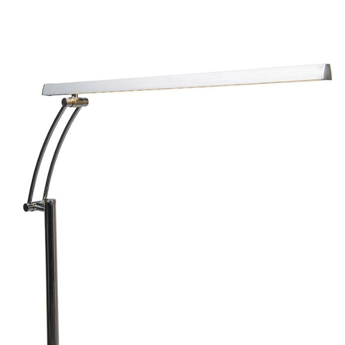 Vloerlamp-Berdien-Delux-chroom