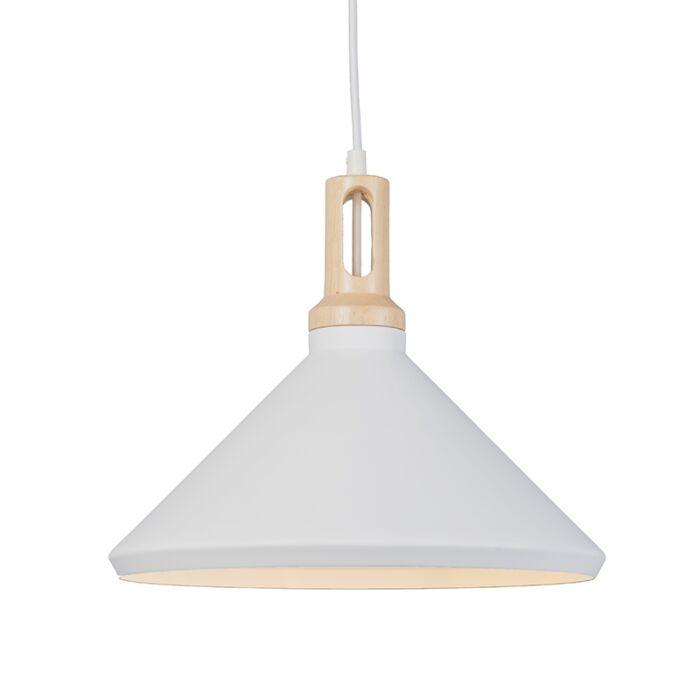 Hanglamp-Lotus-2-wit