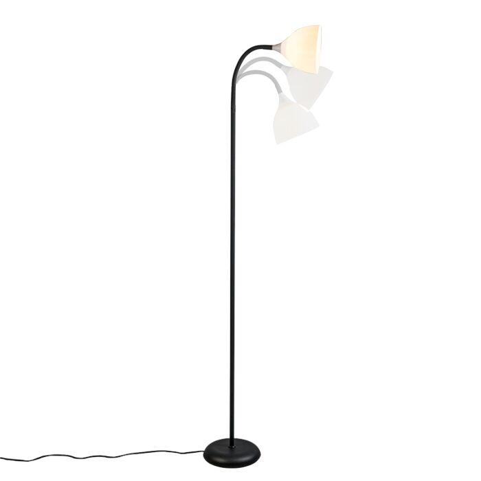 Vloerlamp-Hose-zwart
