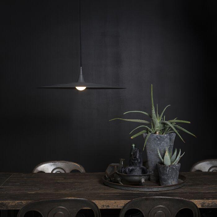 Hanglamp-Drip-40-grijs