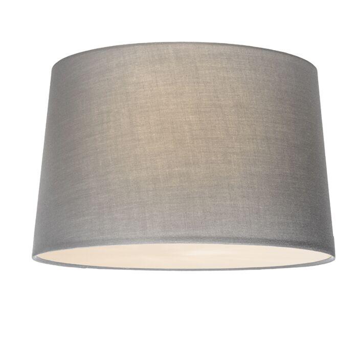 Plafonnière-Combi-50cm-grijs-met-blender