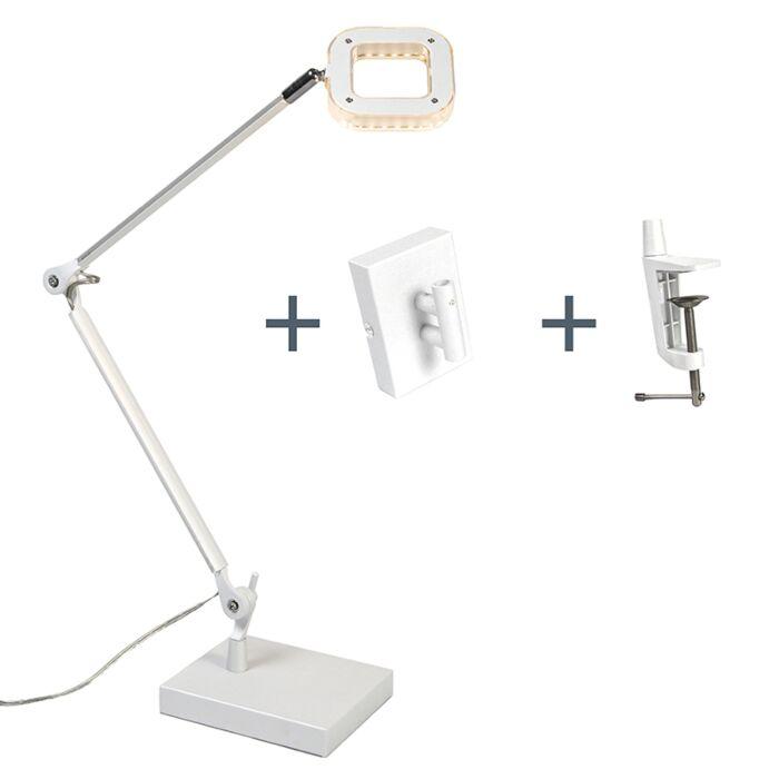 Tafellamp-Oficina-wit