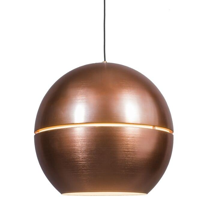 Hanglamp-Slice-50-koper
