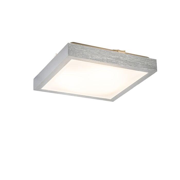 Plafonniere-Piazzo-10W-LED-aluminium