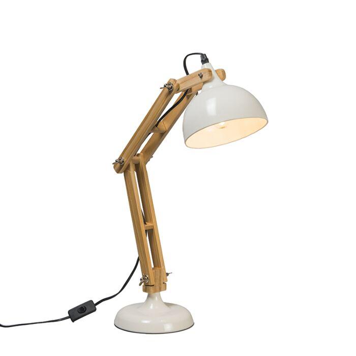 Tafellamp-Office-wit