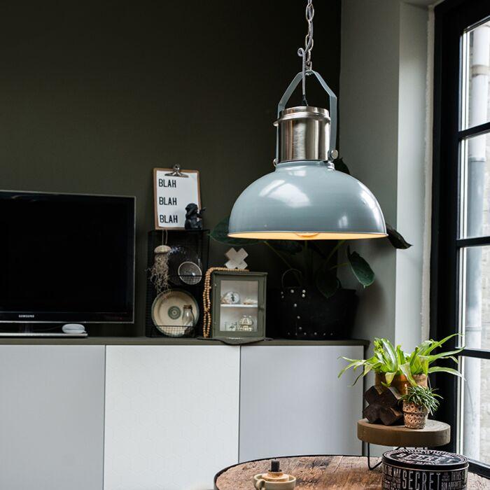 Industriële-hanglamp-grijs---Industrial-37