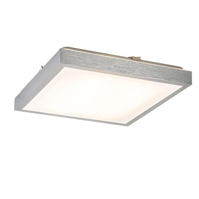 Plafonniere-Piazzo-15W-LED-aluminium