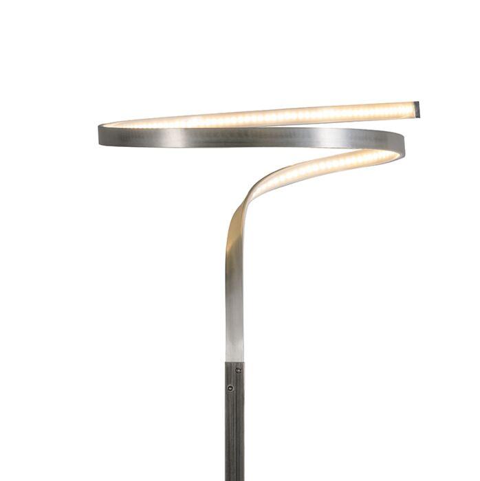 Vloerlamp-Kink-staal