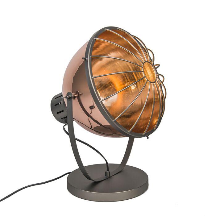 Tafellamp-Orbita-koper