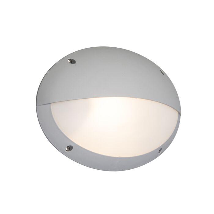 Wandlamp-grijs-IP65---Maddi