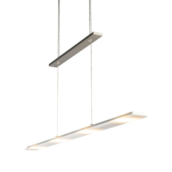 Hanglamp-Flat-staal