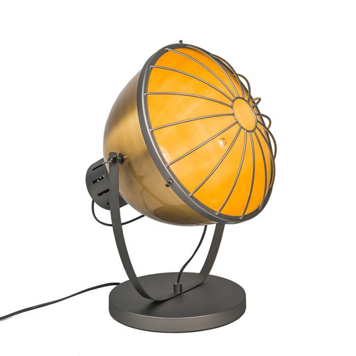 Tafellamp-Orbita-goud
