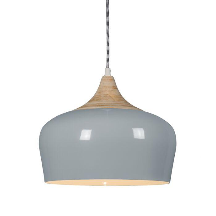Hanglamp-Pine-grijs