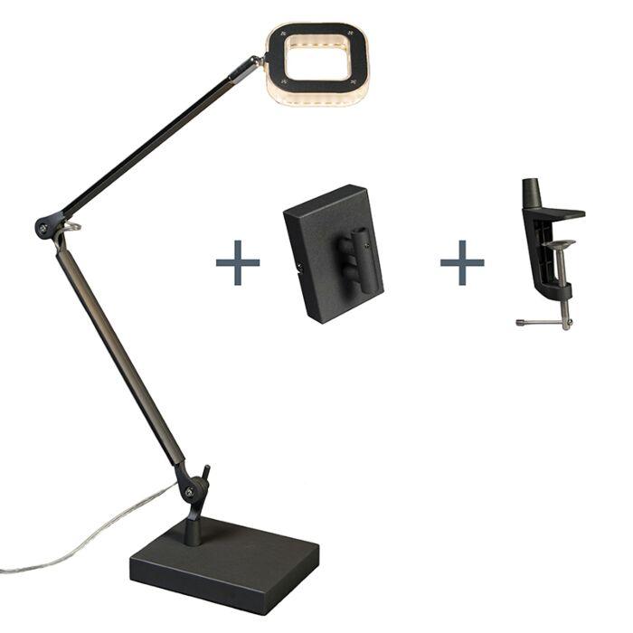 Tafellamp-Oficina-zwart