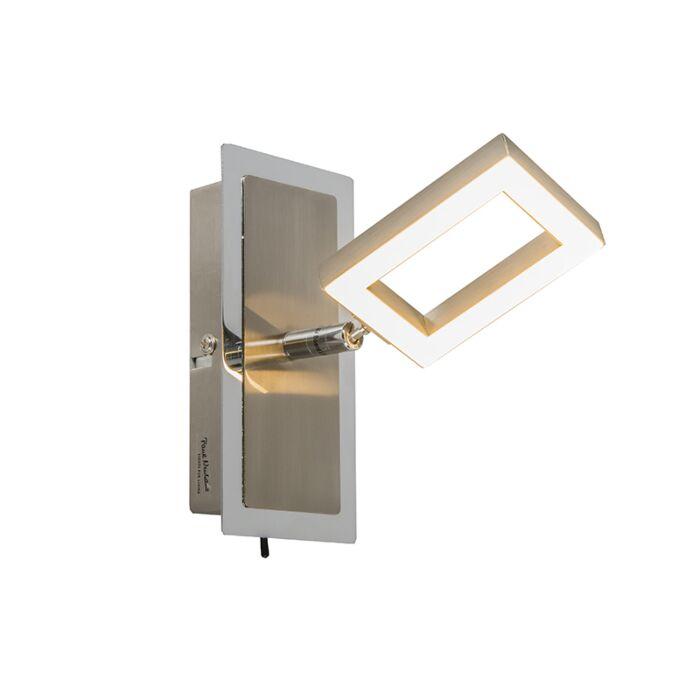 Wandlamp-Quadratic-1-staal