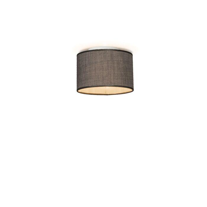 Plafonniere-Drum-20-bruin-grijs