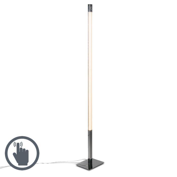 Vloerlamp-Pillar-wit