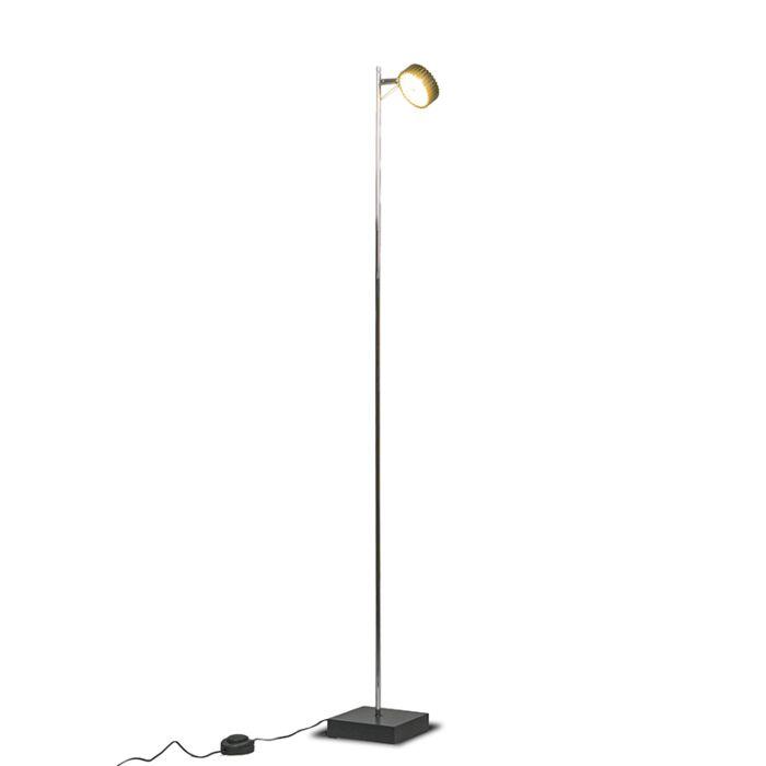 Vloerlamp-Loupe-1-zwart