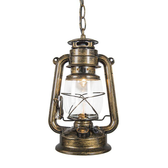 Hanglamp-Laterna-goud