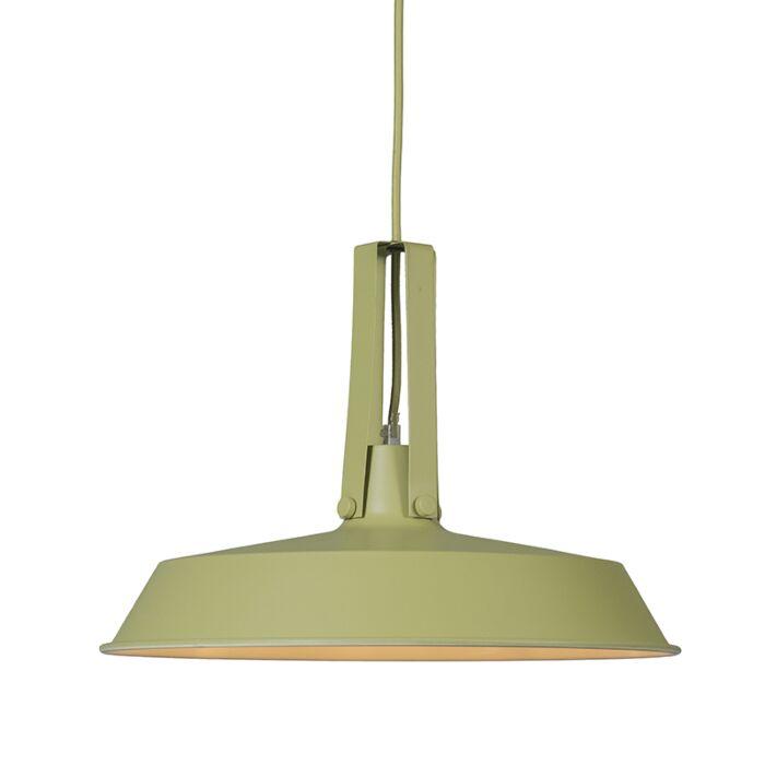 Hanglamp-Living-40cm-mintgroen