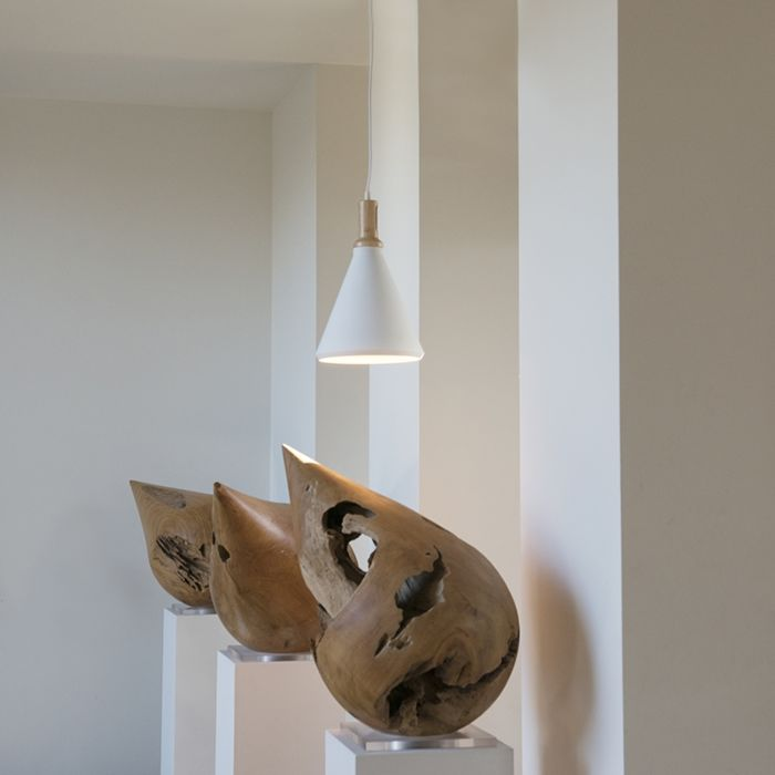 Hanglamp-Lotus-1-wit