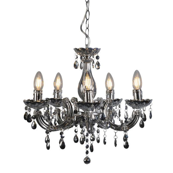 Hanglamp-Marie-Theresa-5-zilver