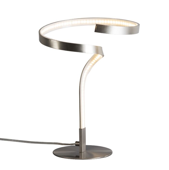 Tafellamp-Kink-staal