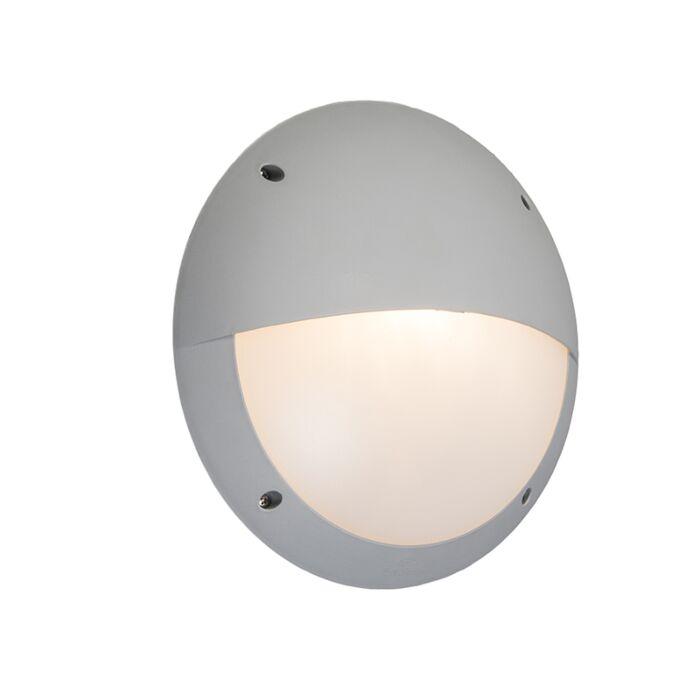 Wandlamp-grijs-IP65---Lucia