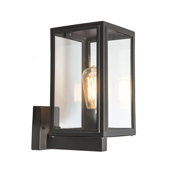 Industriële-buitenwandlamp-grijs-IP44---Sutton-Up