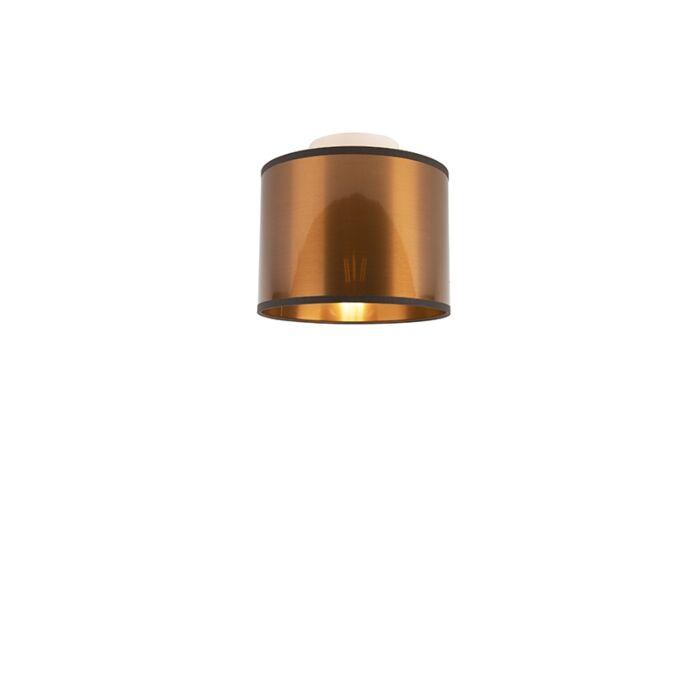 Plafondlamp-koper-20-cm---Drum