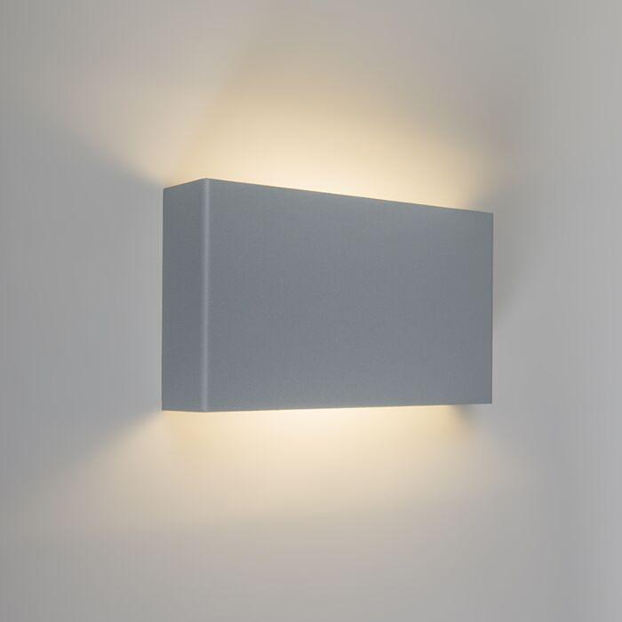 Wandlamp-Otan-grijs-LED