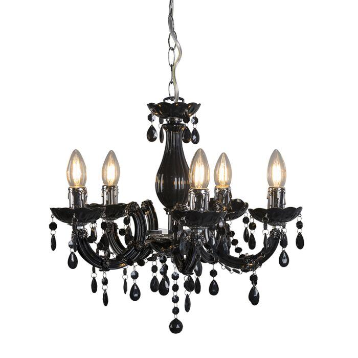 Hanglamp-Marie-Theresa-5-zwart