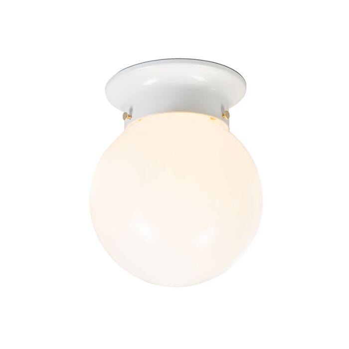 Retro-plafondlamp-wit-opaal-glas---Scoop