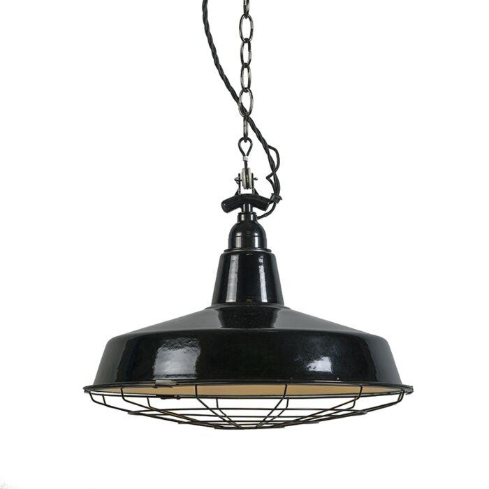 Hanglamp-Loek-zwart