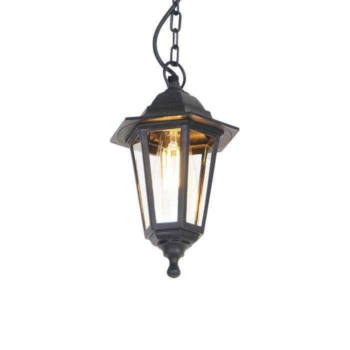Buitenhanglamp-zwart---New-Haven