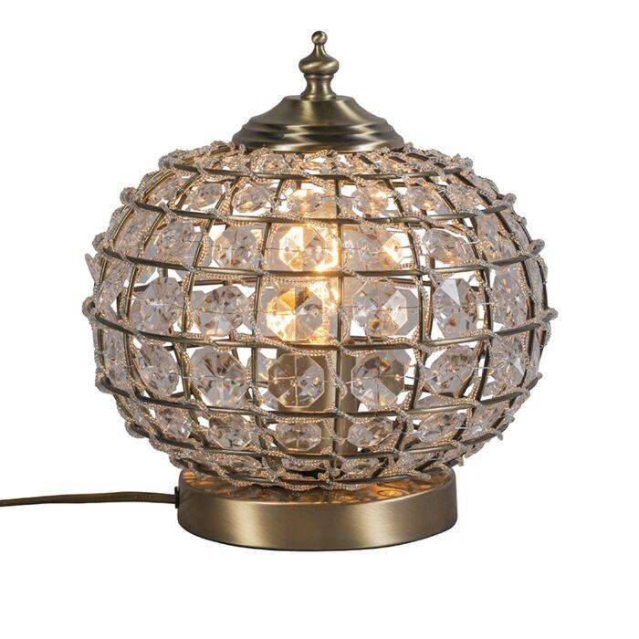 Tafellamp-Billy-goud